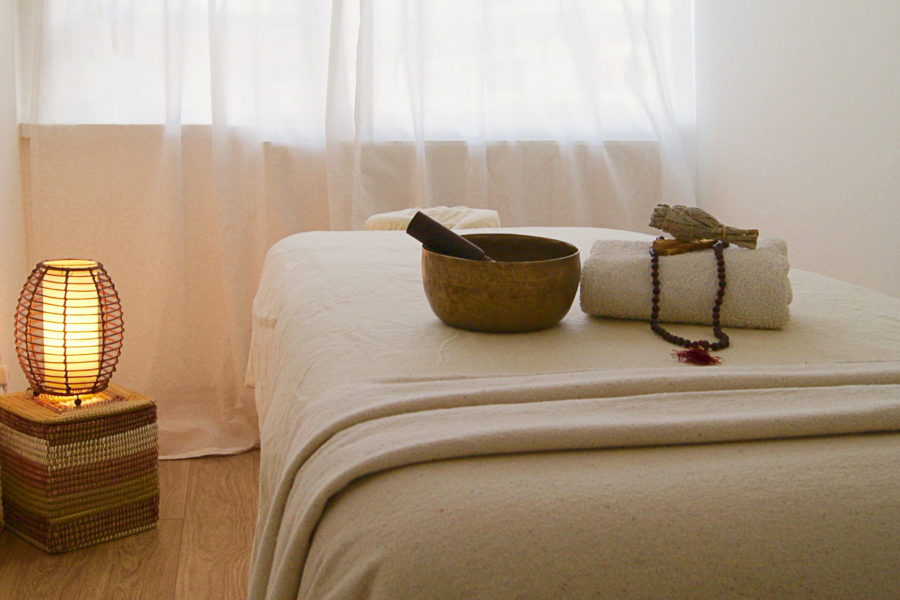 Leyton Holistic Treatment Room